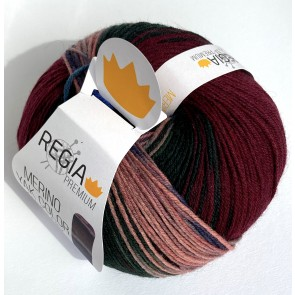 Schachenmayr Regia Premium Merino Yak color # 8505 100gr 4ply