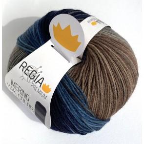 Schachenmayr Regia Premium Merino Yak color # 8508 100gr 4ply