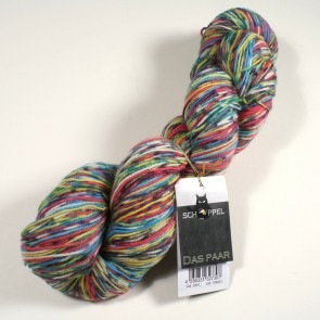 Schoppel Das Paar Matched Sock Yarn # 2321 (Hobbygärtner) NEW COLOR