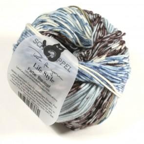 Schoppel Life Style Blautopf color # 1861