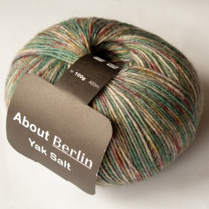 Lana Grossa Meilenweit 100 About Berlin Yak Salt # 628 *4ply