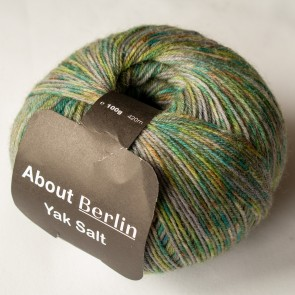 Lana Grossa Meilenweit 100 About Berlin Yak Salt # 626 *4ply