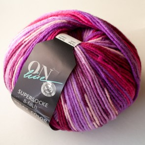 ONline Supersocke 150 Relax merino color # 2605 *8ply