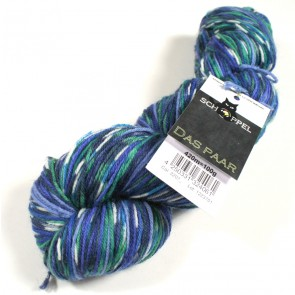 Schoppel Das Paar Matched Sock Yarn # 2207 Azorenhoch)