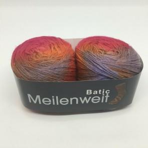 Lana Grossa Meilenweit 100 (50+50) Batic # 6103 *4ply