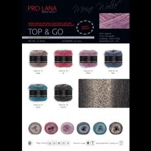 Pro Lana Top & Go # 50 100gr.