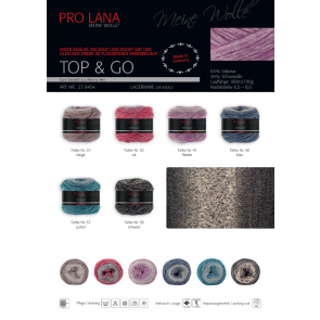 Pro Lana Top & Go # 99 100gr.