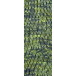 Lana Grossa Linea Pura Unico hand dyed # 002 100gr