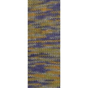 Lana Grossa Linea Pura Unico hand dyed # 007 100gr