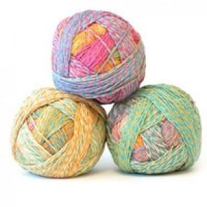 Schoppel Zauberball Crazy cotton # 2367 Sommermärchen